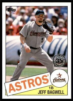 2020 Topps Series 1 1985 #85-47 Jeff Bagwell - Houston Astros