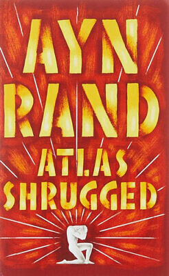 NEW Atlas Shrugged By Ayn Rand Paperback Free Shipping