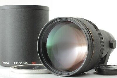 [EXC+++++] Tokina 300mm F/2.8 AT-X SD AF Lens For Sony Minolta From Japan #898
