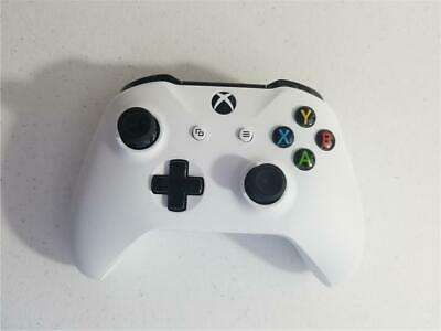 White Microsoft Xbox One Wireless Bluetooth Controller Gamepad