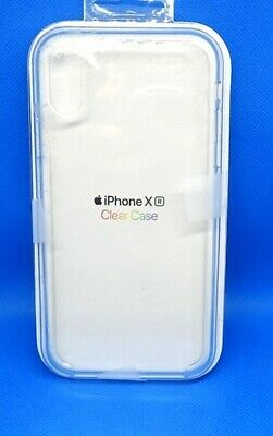 #GENUINE# Apple Brand Clear Case - Iphone XR - Apple Iphone XR *VG COND*
