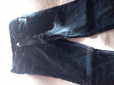 boys age 10/11 H&M dark blue jeans good condition 100% authentic