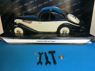 Schuco BMW 327 Coupe Blechmodell Oldtimer 1 :18