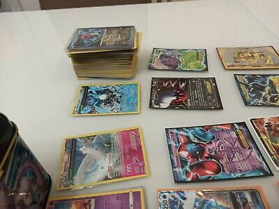 Lotto carte pokemon EX , GX ,HOLO, RARE ( No Charizard GoldStar - Shining )