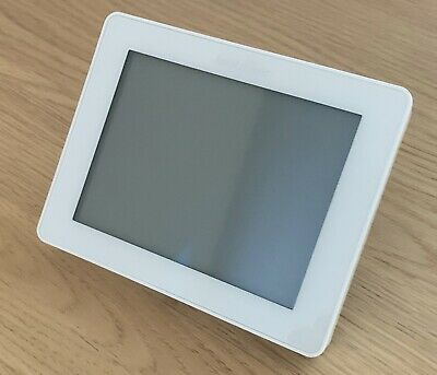 Heatmiser Touch v2 programmable touchscreen room thermostat