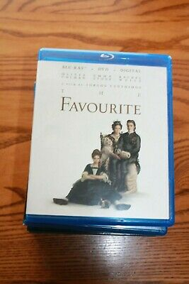 The Favourite - Blu-Ray - Watched Once!!