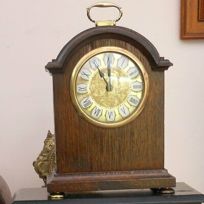 Beautiful vintage carriage/mantle clock