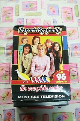 The Partridge Family - The Complete Series - 8-Disc Set! Fine Condition!!