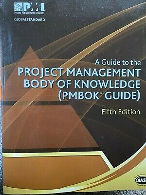 Project Management Body of Knowledge Fifth edition