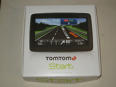 TomTom Start 25 - Central Europe - 19 Länder - 5,0 Zoll