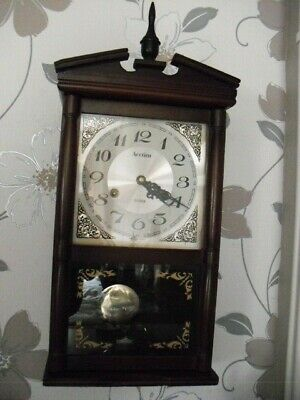 option of ONE of 3  vintage clocks , (3 available) REDUCED to 45