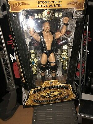 Wwe Mattel Defining Moments Stone Cold
