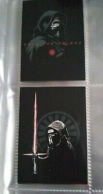 Topps Star Wars Journey to Rise of Skywalker Kylo Ren Continuity cards, 99p/card