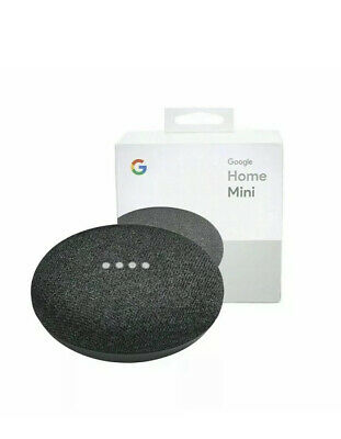 google home mini - charcoal BRAND NEW!