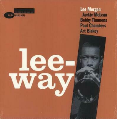 Leeway + Shrink Lee Morgan vinyl LP album record USA BLP4034 BLUE NOTE