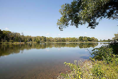 7 Beautiful Lots Near The Neosho River Totaling Almost 4.5 Acres! No Reserve