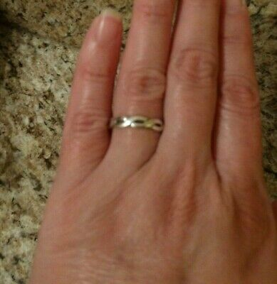James Avery Twisted Wire Heart Ring Size 6 50 00 Picclick