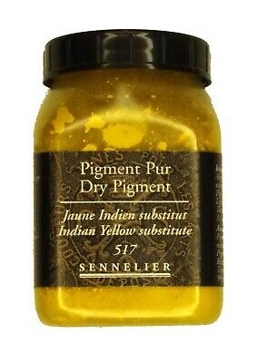 Sennelier Artist Quality Dry Pigment Indian Yellow Substitute &  free delivery