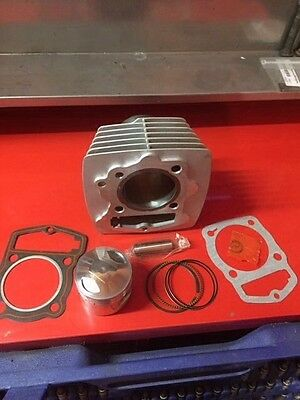 HONDA TL125 150cc Trials  Bore Kit Big Fin Cyl  62mm Bore  xl125 cb125