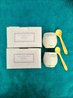 Sophie Conran Colour Pop Egg Cup and Spoon X 2, Brand New Boxed
