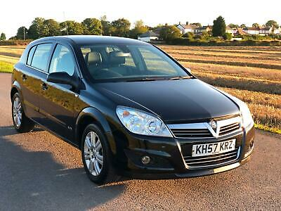 VAUXHALL ASTRA 1.8i 16v AUTO 2007MY ELITE - 44 MPG - LOW MILEAGE - FULL LEATHER