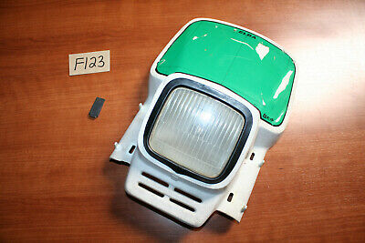 1986 Can Am 200 ASE Headlight Assembly Acerbis OEM 86 D