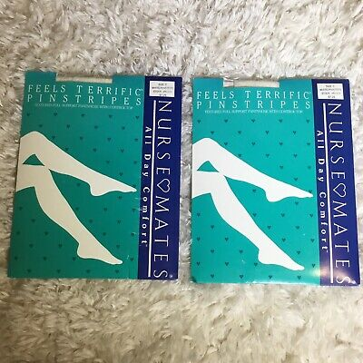 Nurse Mates Full Support Pantyhose Hosiery All sizes A B C D E EE style # 81500