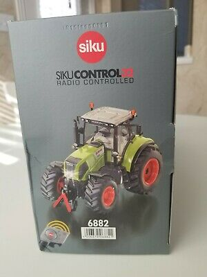 Siku 6882 Claas Axion 850 Radio Control RC Tractor 2.4Ghz Scale 1:32 Diecast