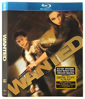 Wanted *Slipcover ONLY* for Blu-ray