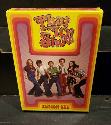 That 70s Show - The Complete First Season 1 DVD