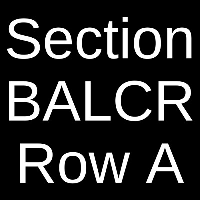 4 Tickets Hadestown 2/25/20 Walter Kerr Theatre New York, NY