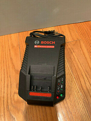 Bosch Quick (30 min.) Battery Charger BC630 for 10.8/18V DC 6 Amp, 2 607 225 327