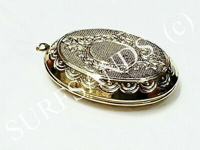 Wholesale 800 Gold Plated Lockets For Sale as One Bulk Lot