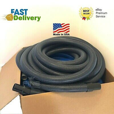 25ft / 7.5m Carpet Cleaning Machine Vacuum Suction Hose Pipe Prochem, Ninja