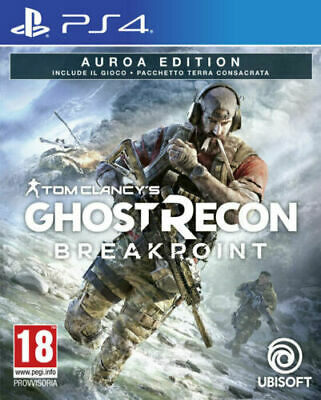 Tom Clancy's Ghost Recon Breakpoint Ps4 - Italiano -