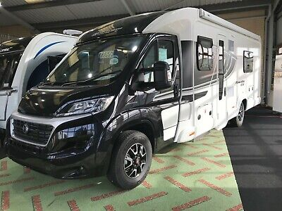 Swift Kon-Tiki Sport 574 2020 4 Berth Motorhome,  6B Engine tax saving
