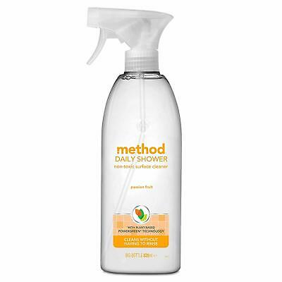 Method Daily Shower Cleaner - Passion Fruit 828ml