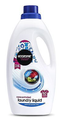 Ecozone Non Bio Laundry Liquid 50 Washes 2ltr