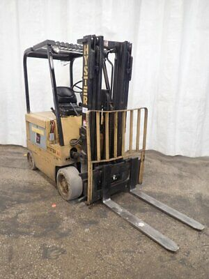 Hyster E50Xl Electric Fork Lift 4350 Lbs 01200230003