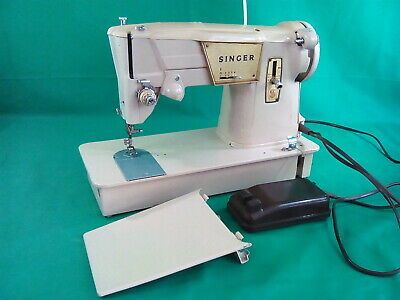 Singer 317 Electric Sewing Machine for Restoration