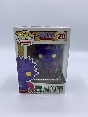 Rare Funko Pop SPIKOR #20 Masters of the Universe Figure Vaulted Retired Vinyl