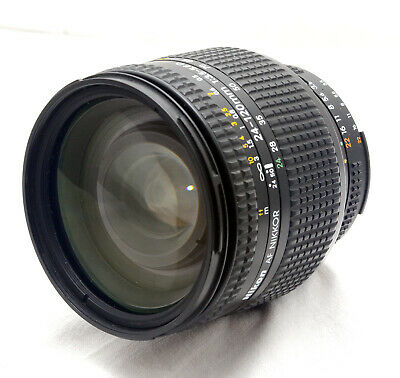 Nikon 24-120mm F3.5-5.6 AFD- Made in Japan.