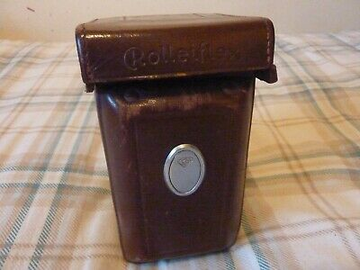 Rolleiflex Twin Lens Case