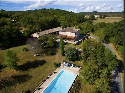 Exchange 2 Beautiful French Houses+income Tarn, France for UK house around £495K