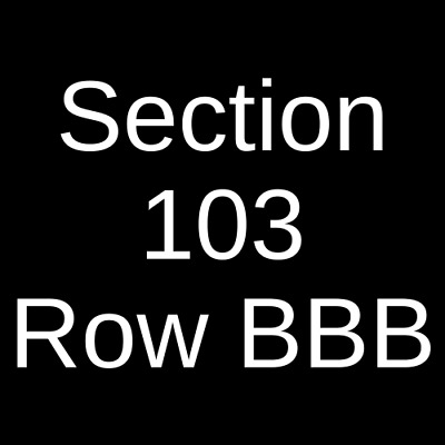 4 Tickets Third Eye Blind 5/16/20 Laughlin, NV