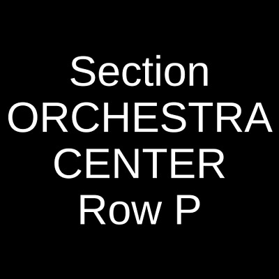 2 Tickets Hadestown 4/3/20 Walter Kerr Theatre New York, NY