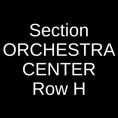 2 Tickets The Phantom of the Opera 6/20/20 Majestic Theatre - NY New York, NY