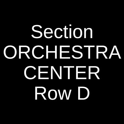 2 Tickets The Phantom of the Opera 5/6/20 Majestic Theatre - NY New York, NY