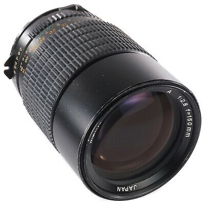 Mamiya A 150mm f2.8 for Mamiya 645 Super 645 Pro TL M645 645J 645E 1000s (UY65R)