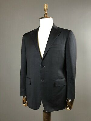 Canali Men's Wool  Blazer Made in Italy Size 50